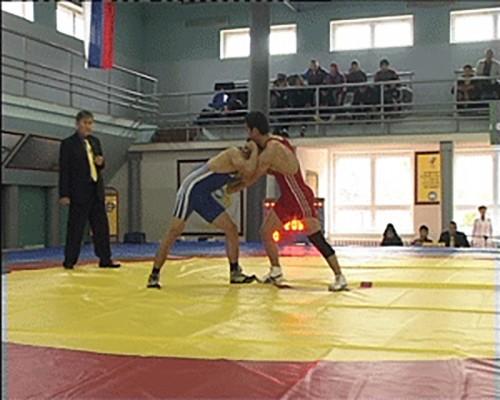 Более 100 борцов съехались в Элисту на турнир памяти Б. Каргинова