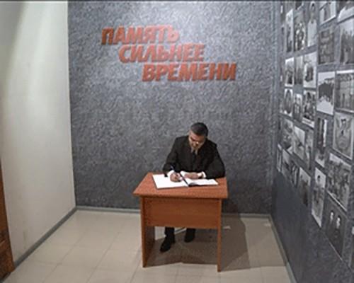 """В Нацмузее Калмыкии состоялось торжественное открытие выставки """"Память сильнее времени"""""""