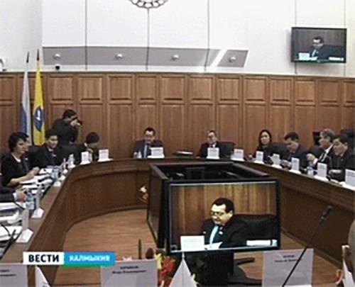 Главный финансовый документ Калмыкии принят во втором чтении