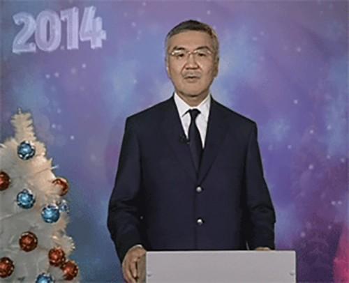 Новогоднее обращение Главы Калмыкии Алексея Орлова