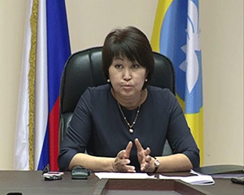 Министр культуры Калмыкии провела пресс-конференцию
