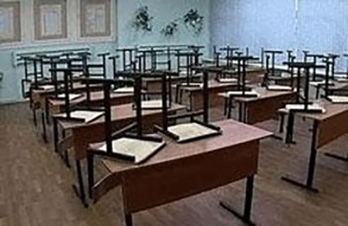 В 3 районах Калмыкии из-за морозов отменили занятия в школах