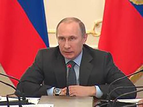 Путин ужесточил ответственность за экстремизм