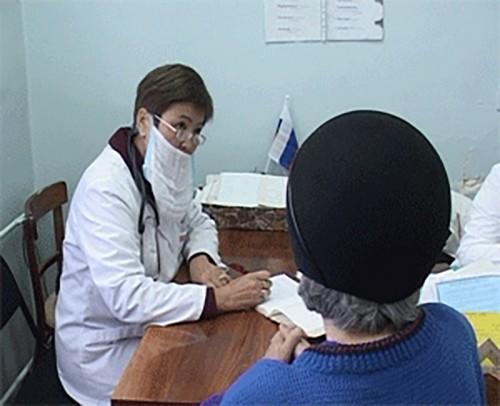 В Калмыкии зарегистрированы 8 случаев заболевания гриппом