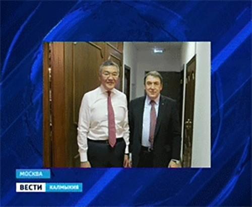 Алексей Орлов провел встречу с председателем партии «Гражданская инициатива» Андреем Нечаевым