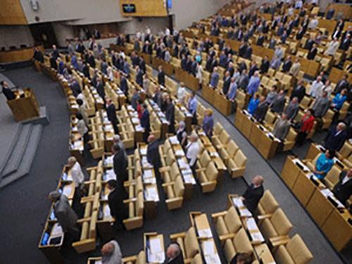 Дума ввела критерии допуска партий к парламентским выборам