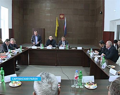 Сарпинские животноводы получат 42, 5 млн. рублей в качестве господдержки