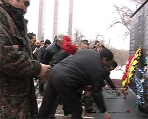 Представители регионального отделения семей погибших защитников Отечества предложили снять фильм о 25-летии вывода войск из Афганистана