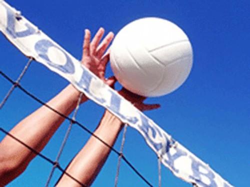 Первенство по волейболу среди юношей и девушек проходит в Элисте