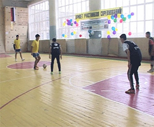 В Калмыкии прошел турнир по мини-футболу памяти Сергея Громова