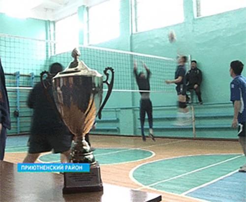 Первомайское СМО стало победителем волейбольного турнира памяти Героя Советского Союза Николая Воробьева