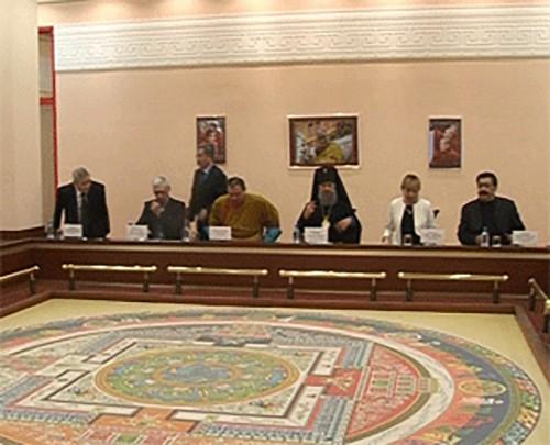 В Элисте состоялось заседание Межрелигиозного совета Калмыкии