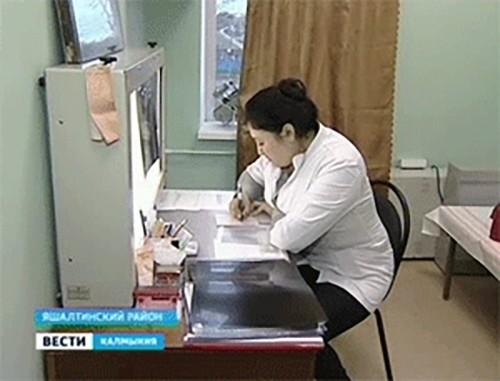 Массовая вакцинация населения против кори проводится в Яшалтинском районе