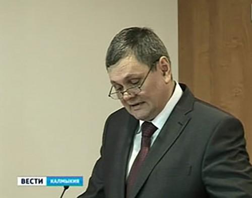 В Элисте состоялась совместная коллегия судейского корпуса Калмыкии