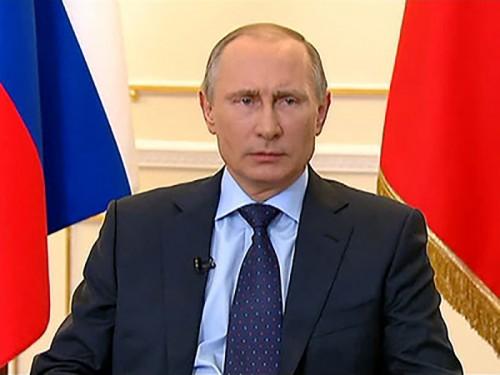 Путин: на Украине произошел антиконституционный переворот