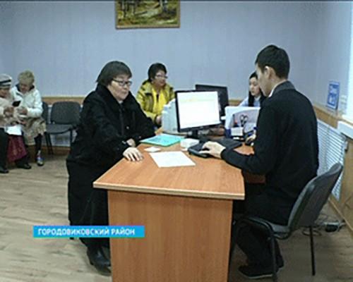 Жителям Городовиковского района МФЦ за 2 месяца оказано более 680 услуг