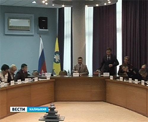 В Калмыкии пройдут командно-штабные мобилизационные учения