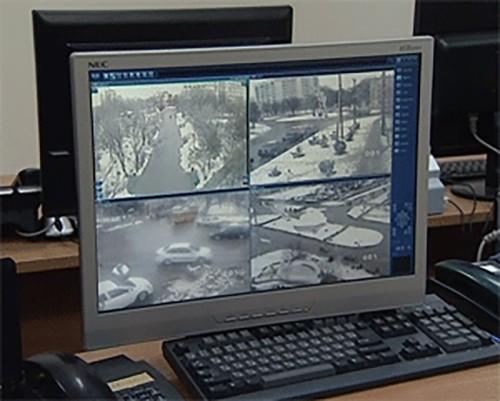 Безопасность жителей Элисты обеспечивают только 11 камер видеонаблюдения