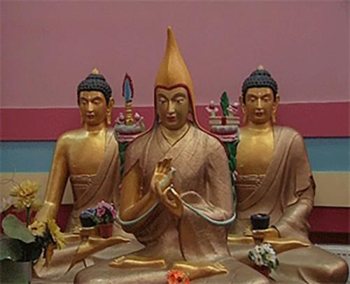 В Москве построят первый буддийский храм