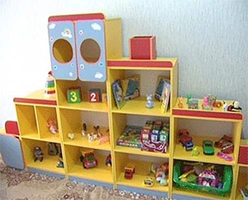Детский сад на 45 мест открылся после капитального ремонта в Ики-Бурульском районе