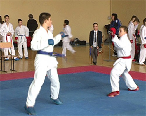Имена победителей первенства ЮФО по карате определились в Калмыкии