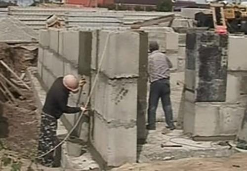В Элисте началось строительство 168-квартирного дома