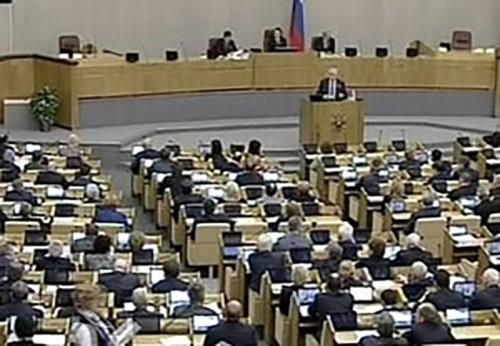 Российские партии выдвигают инициативы