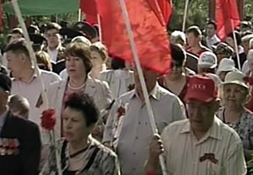 На первомай в Элисте пройдет митинг-шествие