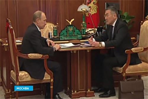 Алексей Орлов получил поддержку Президента России