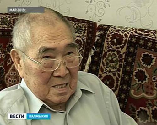 Память об основателе телерадиовещания в Калмыкии должна быть сохранена