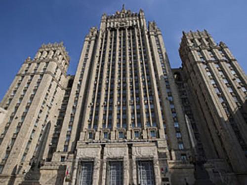МИД РФ: санкции ЕС мешают разрешению кризиса на Украине