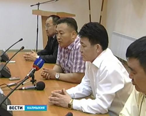 Своими впечатлениями о пребывании в Калмыкии поделилась делегация из Монголии