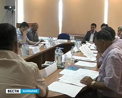 Создан общественный совет при управлении федеральной налоговой службы по Калмыкии