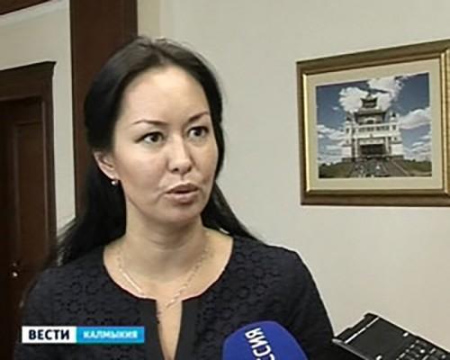 Бова Городовикова возглавила медиа-холдинг «РИА «Калмыкия»