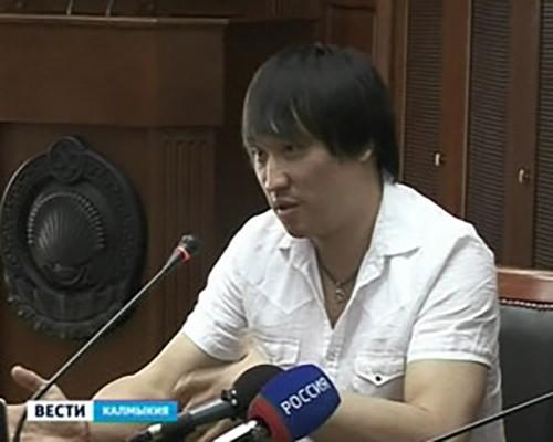 Сангаджи Тарбаев будет представлять Калмыкию в новом качестве