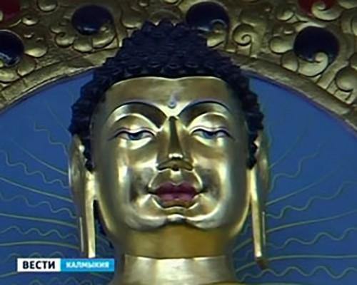 В Калмыкии 13 июня отметят День рождения Будды Шакьямуни