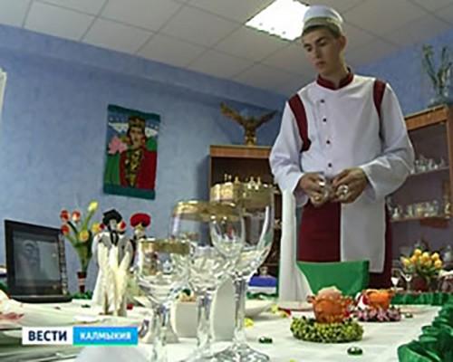 Фирменное блюдо от Никиты Гузь