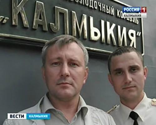 Впервые за 18 лет новобранцы будут служить на «Калмыкии»