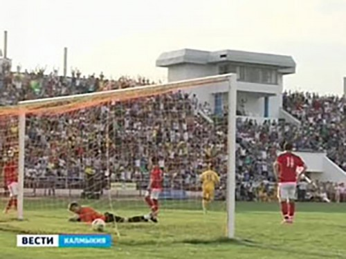 «Уралан» проиграл на выезде команде «Волгарь-Молодежный»