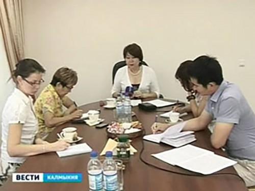 В министерстве культуры Калмыкии отметили успехи