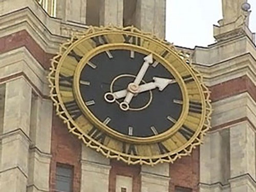 Дума одобрила таблицу поправок к закону о зимнем времени