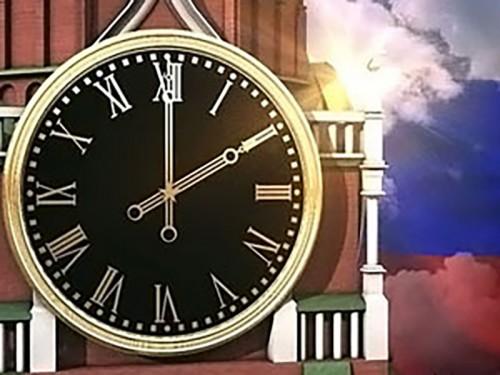 Россия переходит на зимнее время и больше не переводит стрелки