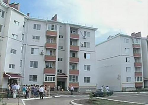 В 2014 г. в Элисте расселят 19 аварийных домов