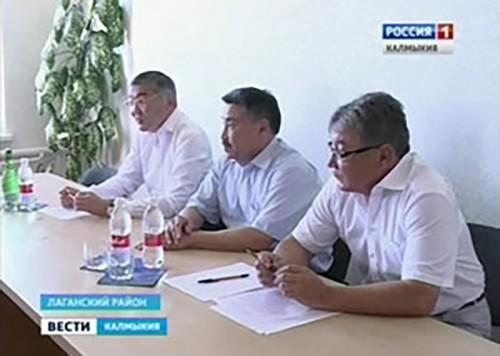 Итоги рабочей поездки ВРИО Главы РК Алексея Орлова в Лаганский район