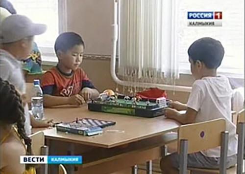В августе 1200 детей из Калмыкии отдохнут в Крыму