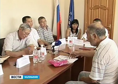 В региональной общественной приемной Д. Медведева состоялся прием граждан по вопросам в сфере ЖКХ