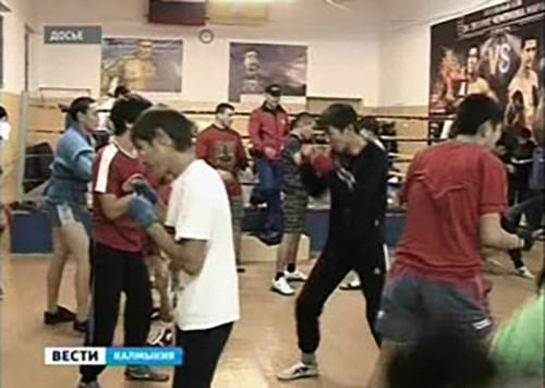 В Элисте откроется спортивно-подростковый клуб «Багатур»