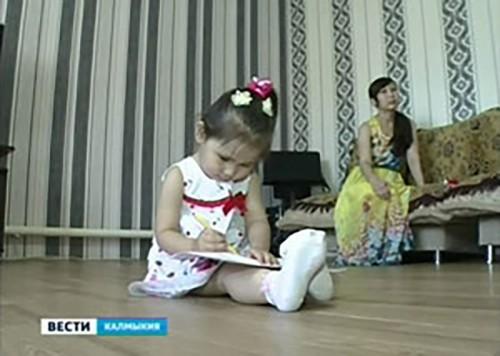 Поможем вместе. Трехлетняя Данара Санжиева нуждается в срочном лечении