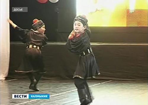 """Ансамбль """"Тюльпанчик"""" удостоен Гран-при фестиваля в Болгарии"""