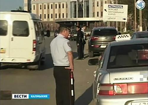 """В августе каждую неделю инспекторы ГИБДД Калмыкии будут проводить """"сплошные"""" проверки"""